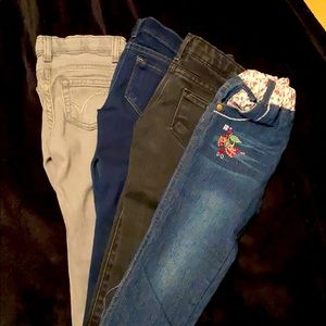 Girls 2T Jeans Bundle
